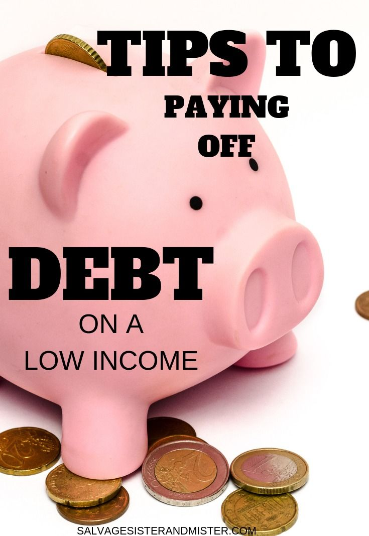 Our Debt Story – Paying Off Debt on a Modest Income