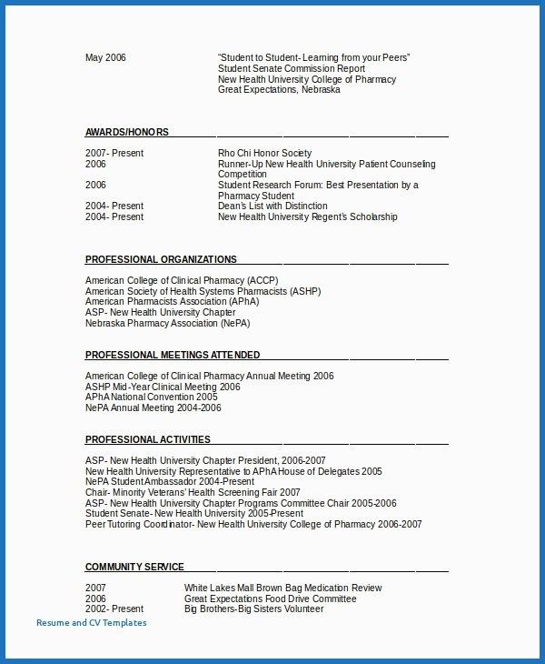 Amazing Pharmacist Cover Letter Sample Resume And Cv Templates Medical Resume Template Resume Format Job Resume Examples