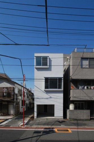 House in Oimachi / LEVEL Architects LEVEL Architects