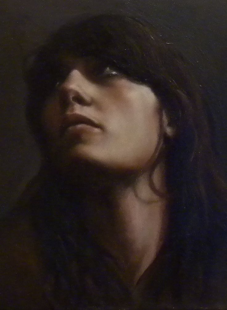 Louise Greig - Prosperine - oil on linen (2012)