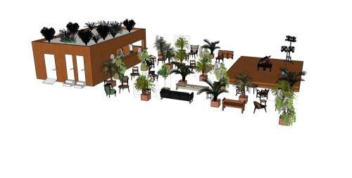 Toscana: #Arriva un #salotto verde al Piazzale Michelangelo: nuovo spazio dell'Estate| FOTO (link: http://ift.tt/2b2jkHZ )