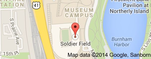 soldier field seating - Google Search