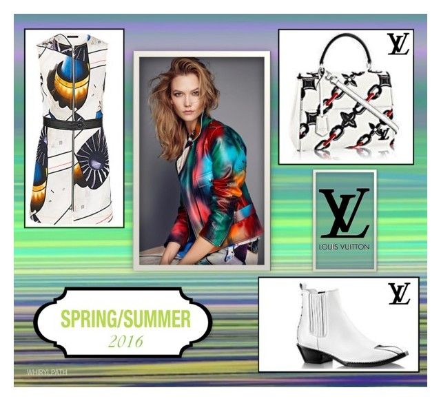 Louis Vuitton Spring-Summer 2016! by whirlypath on Polyvore featuring Louis Vuitton
