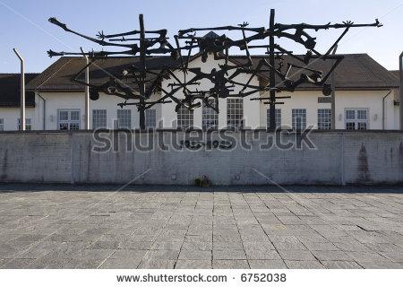 dachau concentration camp/