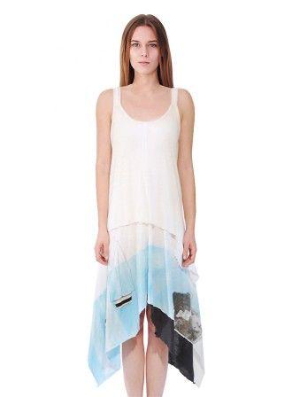 """Dress """" Thira island"""""""