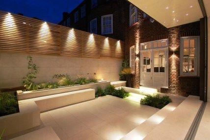 Fantastic modern garden lighting ideas (19)