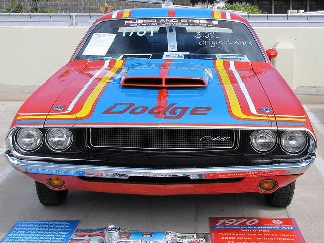 1970 dodge challenger drag - photo #36