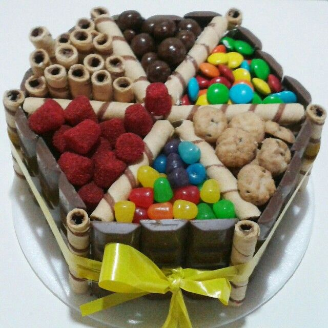 Canasta de dulces