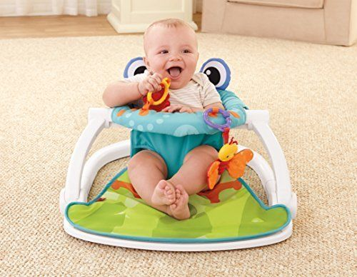 Get Baby Sitting Up With The Best Baby Floor Seat (2018 Guide)