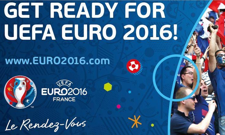 kemeriahan upacara pembukaan Euro Cup 2016