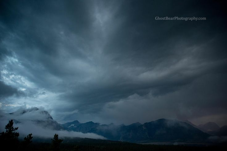 Canadian Landscapes - GhostBearPhotography.com #nationalparks #waterton