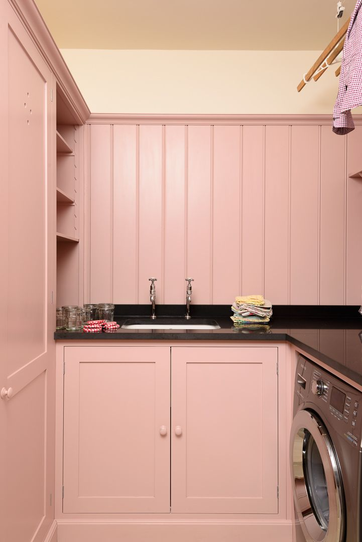 Another shot of our very pretty South Downs Laundry Room
