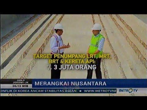 """[Luar Biasa] 3 Tahun Bukti"""" Janji JOKOWI Bangun Transportasi Indonesia"""