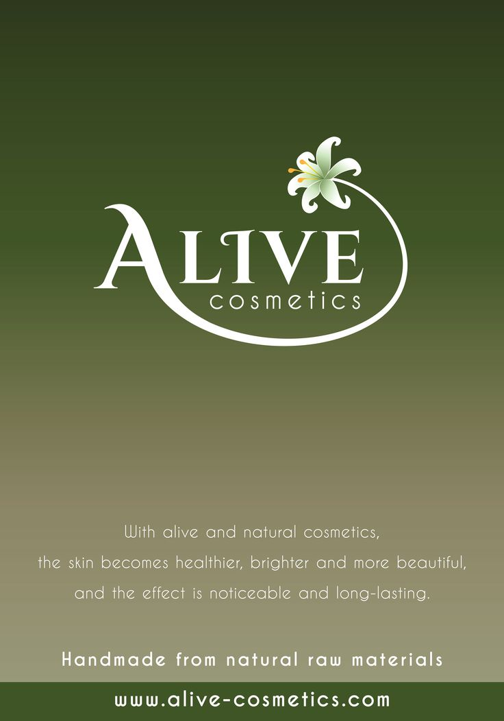 A-Live Cosmetics new B1 Poster