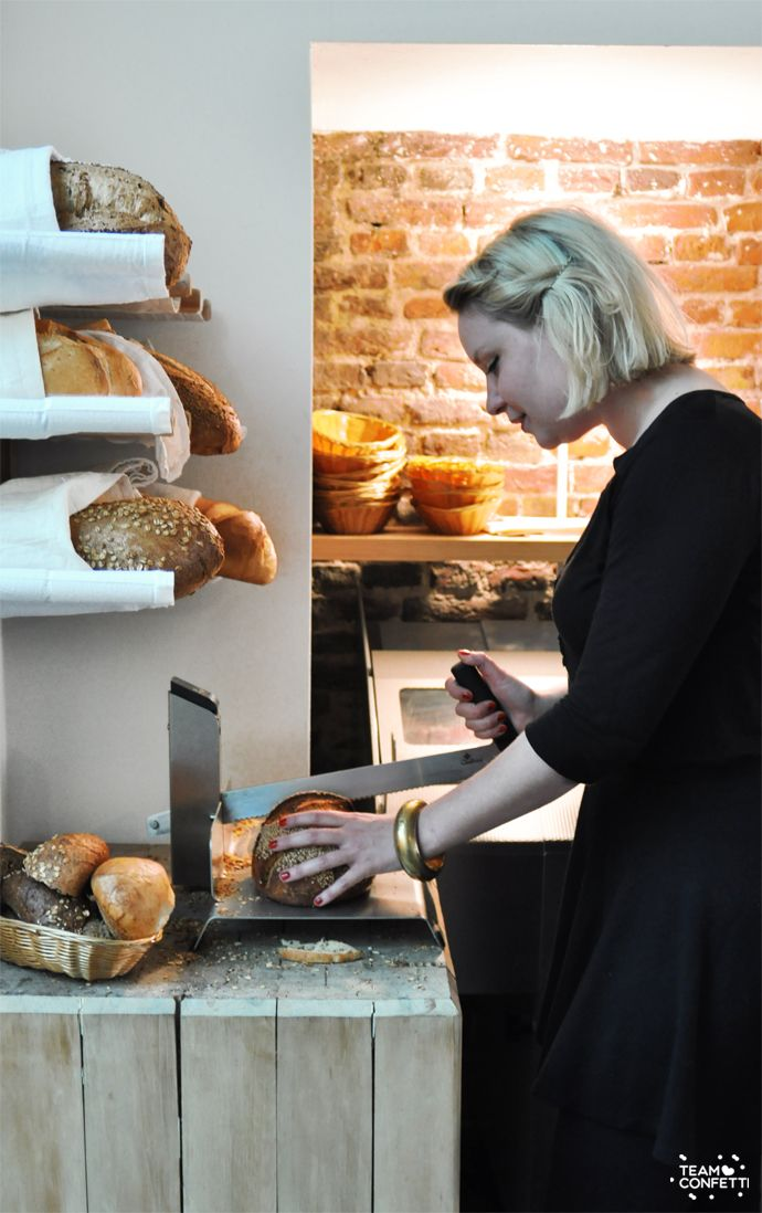 Het bakkerscafe in Groningen. www.teamconfetti.nl