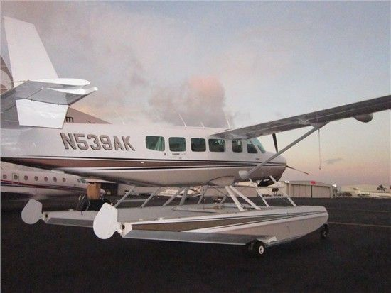 Grand Caravan, Price Reduced, Float Plane, Gross Weight Increase #bizav #aircraftforsale