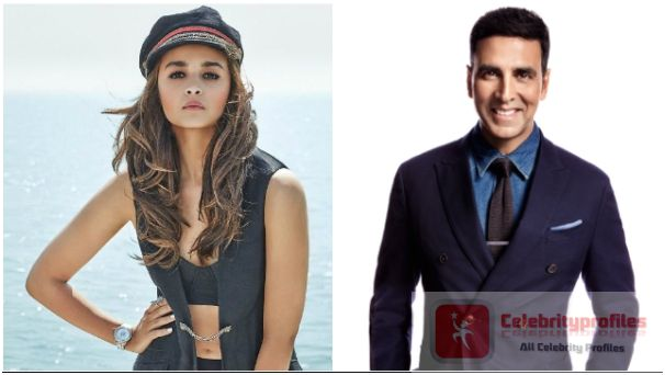 Alia Bhatt to Romance Akshay Kumar in Sriram Raghavan's Next Movie