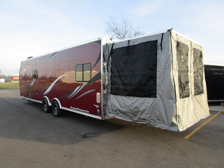 2020 atc 40' all aluminum 5th wheel toy hauler Toy