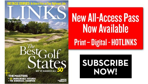 Article on Forest Creek Golf Club's South Course in Links Magazine