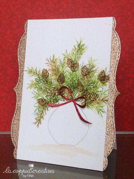 Bouquet d`inverno - Tina