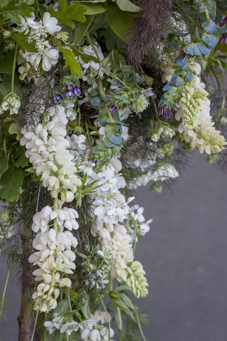 Covent garden flower market interior small 2 - British Flowers Week 2015 Day 4 Design By Jay Archer Using British Lupins Presented To