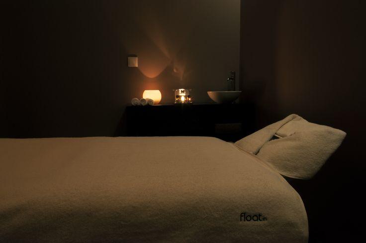 Ideal Para massagens de relaxamento ou tratamentos de beleza.