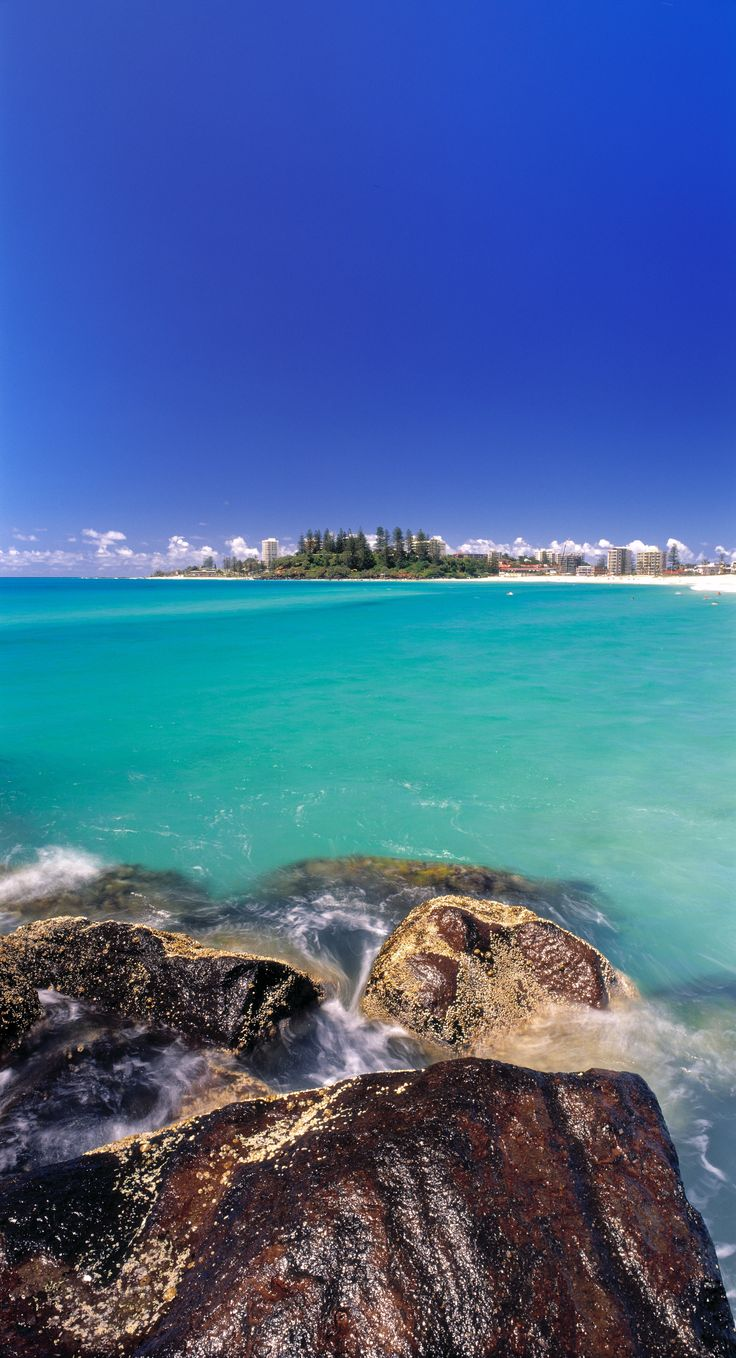 Beautiful Gold Coast beaches