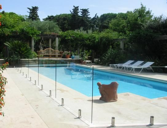 Pool Fencing Ideas by Total Glass Fencing