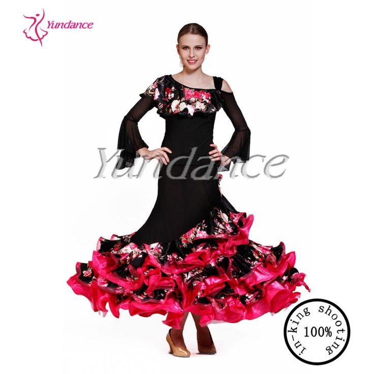 R s abiti da ballo flamenco
