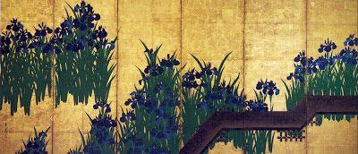 Japón, cultura y arte: Pintura japonesa: el movimiento rinpa, III