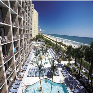 South Myrtle Beach Oceanfront Hotels - Myrtle Beach, South Carolina SC