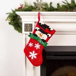 Make sure Santa has somewhere to put your gifts when he comes down the chimney this Christmas.