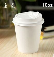 10 oz vaso de papel desechable multicolor beerage taza de papel tazas de café de papel 100 unids venta al por mayor caliente de la taza(China (Mainland))