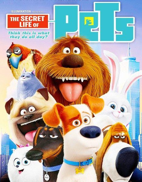 Тайная жизнь домашних животных / The Secret Life of Pets (2016/BDRemux/BDRip/HDRip/3D)  Сюжет рассказывает о псе Максе, который привык быть единственным любимцем своей хозяйки Кэтти. Однажды хозяйка заводит ещё одного пса по имени Дюк, и Макс решает избавится от него, чтобы любовь Кэтти вновь доставалась лишь ему одному. Но в итоге эта затея приводит к тому, что оба пса оказываются потерянными в городе и вынуждены вместе найти дорогу домой.