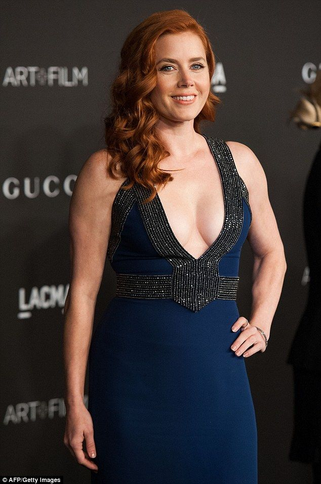 Big role: Amy Adams is in talks to star as Janis Joplin in a biopic, rumored to be directe...