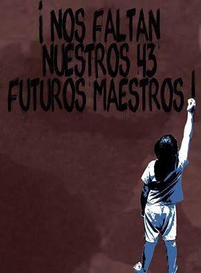 #Ayotzinapa