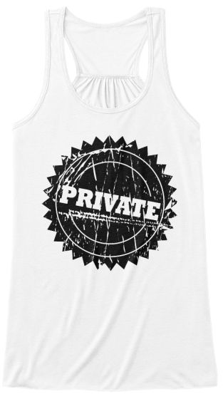 """Protect your privates"" Women's shirt 