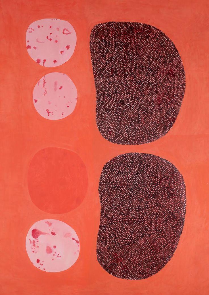 Red in march by Hannu Väisänen