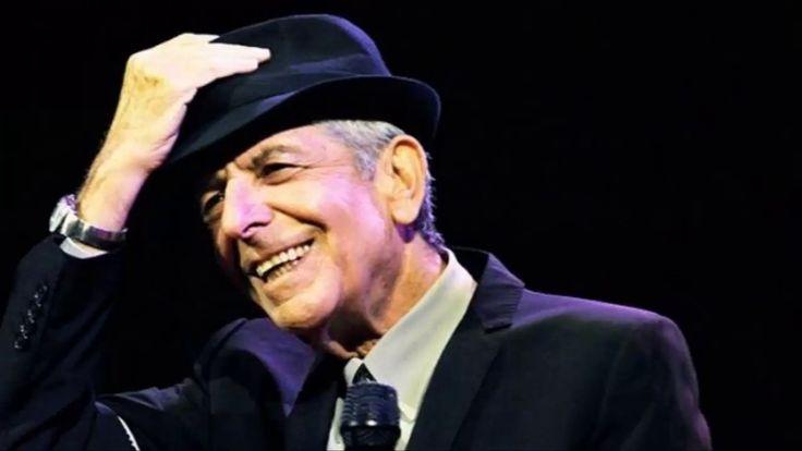 Leonard Cohen: Canadian singer dead aged 82