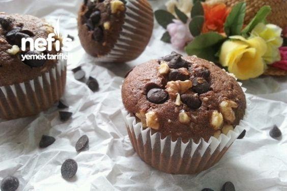 Çikolatalı Pratik Muffin