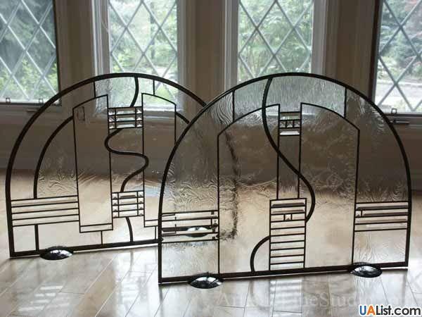 Дизайн оконного стекла, фото № 22