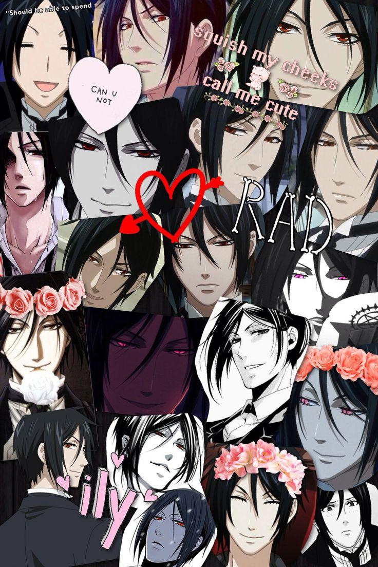Kuroshitsuji iphone wallpaper tumblr - Mmm