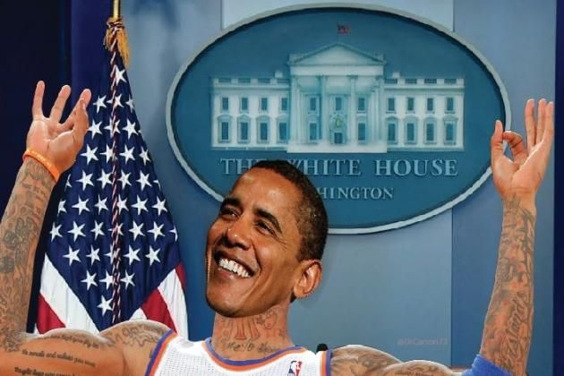 President Obama Praises J.R. Smith, Acknowledges LeBron James and Stephen Curry------jr smith having a great season but the heart of the Cavs is Lebron. And no one can outshoot Curry - maybe Korver if wide open