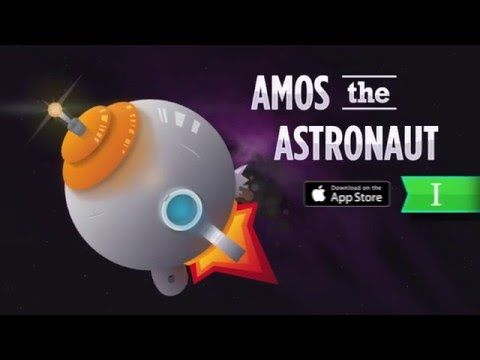 Amos the Astronauts Offers A Nice Intro to Puzzle Adventure Games for Kids — Geeks With Juniors