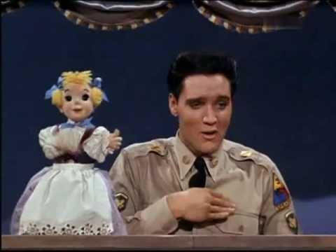 Elvis Presley - Muss ich denn (1960)