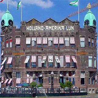 Rotterdam - hotel new york