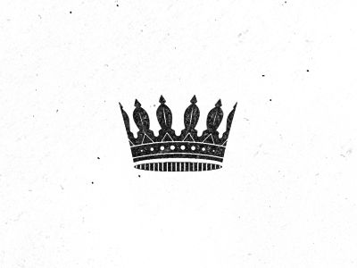 Crown Logo WIP by Adam Grason More