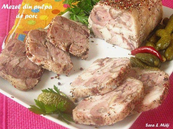 Mezel din pulpa de porc-3-1