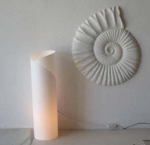 AMMONITE PAVER SMALL | StoneCast