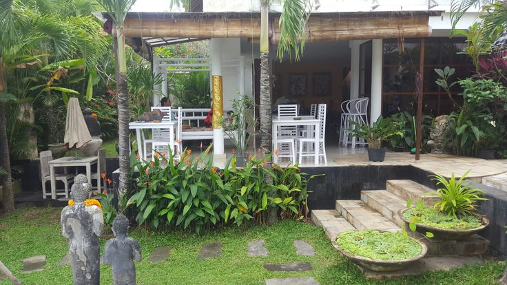 #holidays on #bali   we can #accommodate 4 till 19 #guests ... ideal 2-3 #families #group #friends    ** as #PRIVATEVILLA, 5 or 6 #bedrooms, $345++ / $414++ ** as #VILLA + #OWNERashost, 4 or 5 #bedrooms,  $248++ / $310++   ... #breakfast & #staff #included ... 7 #beds 180x200cm, 1 bed 100x200cm, 4 beds 70x180cm ... 8 min to #beach - Batubelig Petitenget & #Seminyak Brawa #Canggu EchoBeach ... 400m Bali Buddha, Cafe Mokka, ATM, restaurants & bars ... great #WiFi 25Mbps, all #comfort, great…